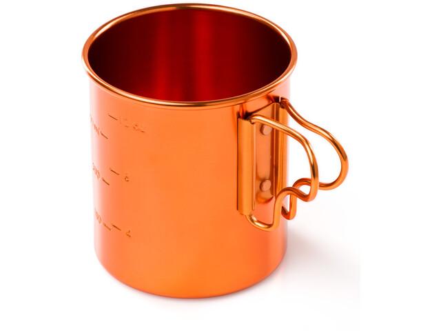 GSI Bugaboo 14 Fluid Ounce Cup 414ml, orange